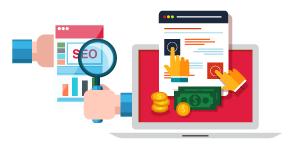 SEO Friendly Web Application